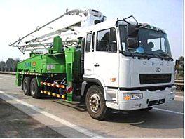 华菱星马AH5257THB混凝土泵车