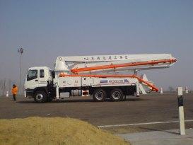 鴻達HDT5281THB泵車