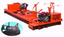 海天路矿C型柴油机动力水泥混凝土摊铺整平机高清图 - 外观