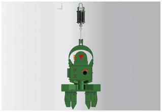 永安DZJ-120零启动系列振动锤高清图 - 外观