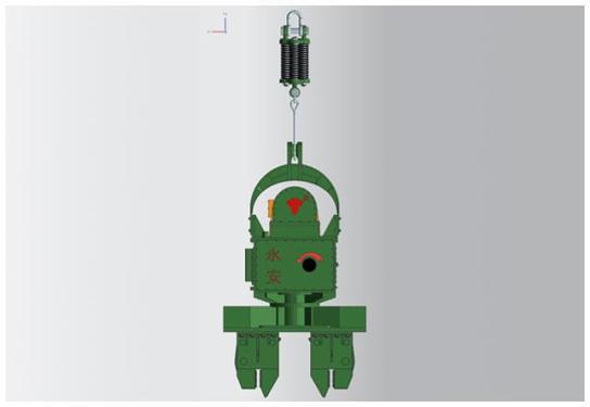 永安DZJ-120零启动系列振动锤