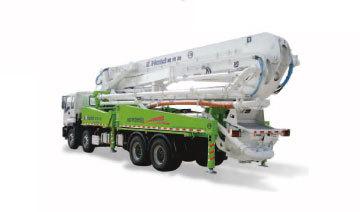 鸿得利HDL5330THB混凝土输送泵车