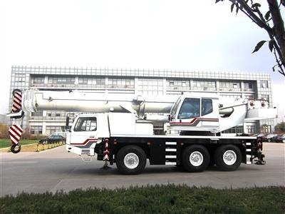 京城重工QAY55E全路面起重機