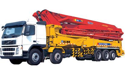 徐工HB52泵车