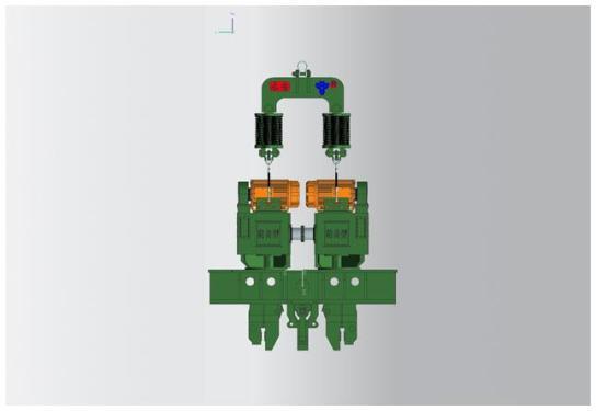 永安DZJ-480零启动系列振动锤