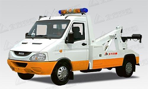 北方交通5052标准型轻型清障车