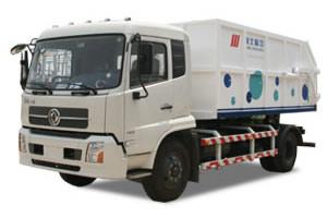 精功HJG5160ZXX密封式垃圾车高清图 - 外观