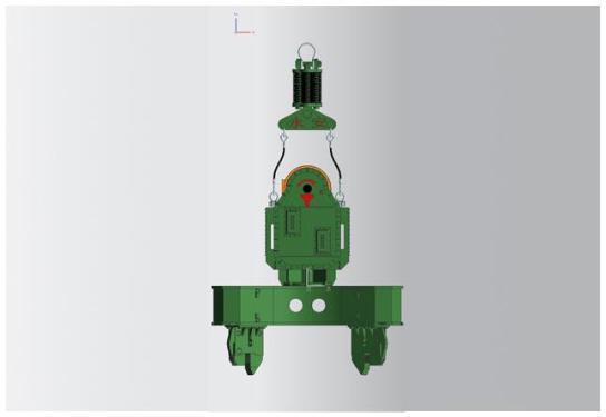 永安DZJ-300零啟動系列振動錘