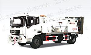 北方交通KFM5163TYHRQ热墙式道路养护车