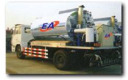 欧亚机械EA 860沥青洒布车高清图 - 外观