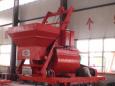 青岛科尼乐JS500混凝土搅拌机高清图 - 外观