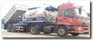 欧亚机械BI 844同步碎石封层车高清图 - 外观