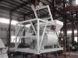 青岛科尼乐JS1500/JS1000混凝土搅拌机高清图 - 外观