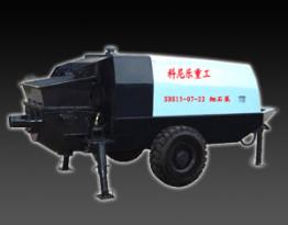科尼乐重工SBS系列砂浆混凝土泵