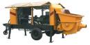 新型HBT系列混凝土输送泵高清图 - 外观