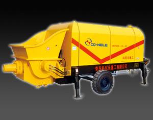 科尼乐重工HBT系列电机混凝土输送泵