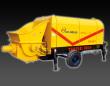 科尼乐重工HBT系列电机混凝土输送泵高清图 - 外观