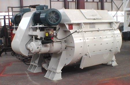 青岛科尼乐JS2000/JS3000/JS4000混凝土搅拌机高清图 - 外观