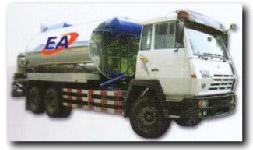欧亚机械BA 126沥青洒布车高清图 - 外观