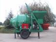 青岛科尼乐JZC350B混凝土搅拌车高清图 - 外观