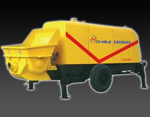 科尼乐重工高速铁路制梁泵