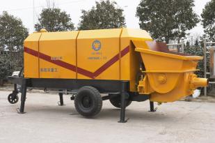 新型DHBT 80S 系列混凝土输送泵
