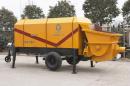 新型DHBT 80S 系列混凝土输送泵高清图 - 外观