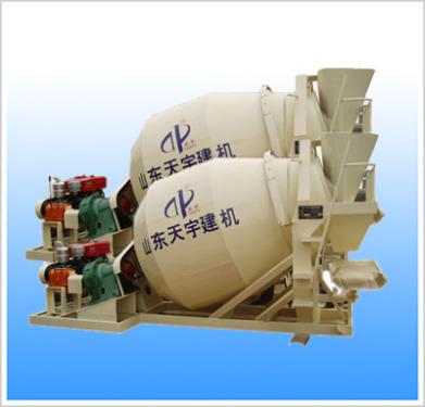 天宇HYG3混凝土运输搅拌罐
