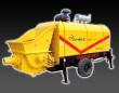 科尼乐重工DHBT系列柴油机混凝土输送泵高清图 - 外观