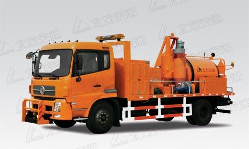 北方交通KFM5121TYH滚筒式道路养护车高清图 - 外观