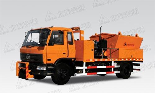 北方交通KFM5120TYHLC滚筒式道路养护车高清图 - 外观