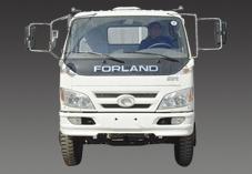 思嘉特LQP6型电子控制沥青洒布车高清图 - 外观