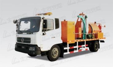 北方交通KFM5122TYH滚筒式道路养护车高清图 - 外观