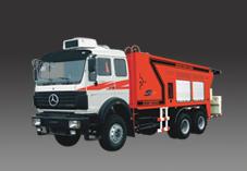 思嘉特HRF-100A全液压乳化沥青稀浆封层车高清图 - 外观