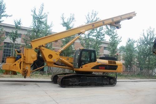 中车TR280D旋挖钻机