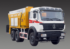 思嘉特HRF-100B全液压乳化沥青稀浆封层车高清图 - 外观