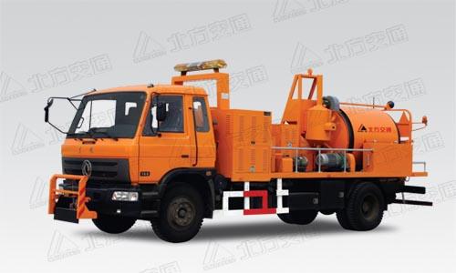 北方交通KFM5130TYH滚筒式道路养护车高清图 - 外观