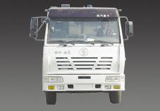 思嘉特LQP8型电子控制沥青洒布车高清图 - 外观