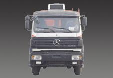 思嘉特LQP10型电子控制沥青洒布车高清图 - 外观