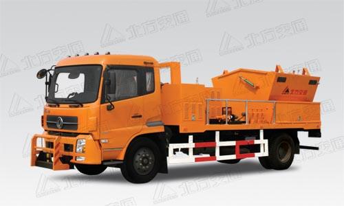 北方交通KFM5123TYHLC滚筒式道路养护车高清图 - 外观