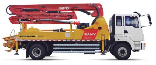 三一重工SY5190THB 25E混凝输送土泵车