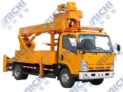 杭州爱知HYL5083JGK绝缘型高空作业车