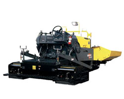酒井PT250沥青混凝土摊铺机高清图 - 外观