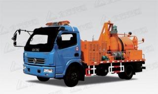 北方交通KFM5076T滚筒式道路养护车