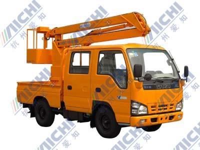杭州爱知HYL5040JGK曲臂式高空作业车