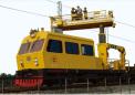 石煤机QYG-0.7Ⅲ液压系统起重机高清图 - 外观