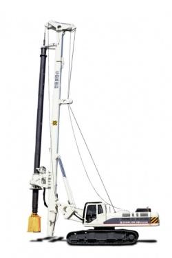 中联重科ZR220A旋挖钻机