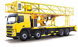 徐工22米桁架式桥梁检测车