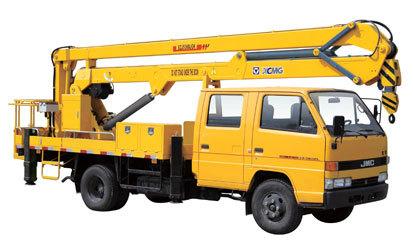 徐工XZJ5060JGK17米高空作业车