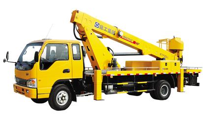18米高空作业车 - XZJ5082JGK 18米